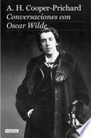libro Conversaciones Con Oscar Wilde
