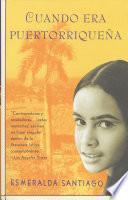 libro Cuando Era Puertorriqueña