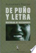 libro De Puño Y Letra