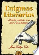 libro Enigmas Lietrarios