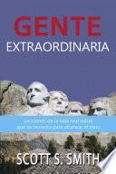 libro Gente Extraordinaria