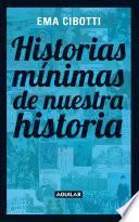 libro Historias Mínimas De Nuestra Historia