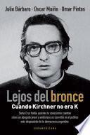 libro Lejos Del Bronce