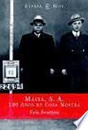 libro Mafia, S.a.