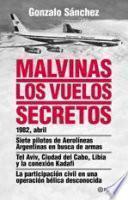 libro Malvinas. Los Vuelos Secretos