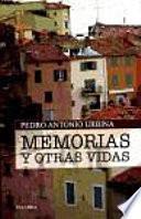 libro Memorias Y Otras Vidas