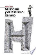 libro Mussolini Y El Fascismo Italiano