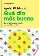 libro Qué Día Más Bueno
