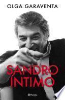 libro Sandro íntimo