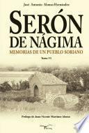 libro Serón De Nágima. Memorias De Un Pueblo Soriano. Tomo Vi