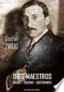 libro Tres Maestros