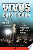 libro Vivos Bajo Tierra (buried Alive)