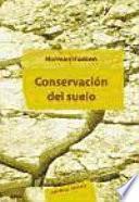 libro Conservación Del Suelo