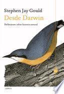 libro Desde Darwin
