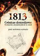 1813: Crónicas Donostiarras