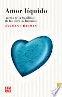 libro Amor Líquido