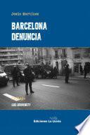 libro Barcelona Denuncia