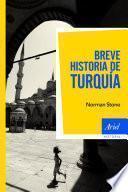 libro Breve Historia De Turquía