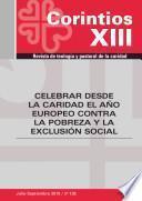 libro Celebrar Desde La Caridad El Año Europeo Contra La Pobreza Y La Exclusión Social