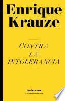 libro Contra La Intolerancia