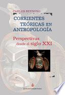 libro Corrientes Teóricas En Antropología