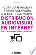 libro Distribución Audiovisual En Internet