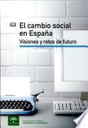 libro El Cambio Social En España
