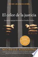 libro El Color De La Justicia