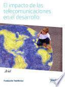 libro El Impacto De Las Telecomunicaciones En El Desarrollo