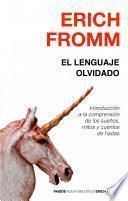 libro El Lenguaje Olvidado