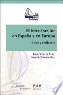 libro El Tercer Sector En España Y En Europa