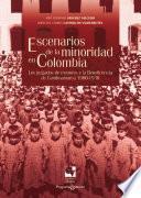 libro Escenarios De La Minoridad En Colombia