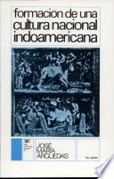 libro Formación De Una Cultura Nacional Indoamericana