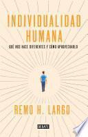 libro Individualidad Humana