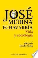 libro José Medina Echavarría.