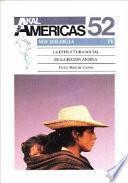 libro La Estructura Social De La Región Andina