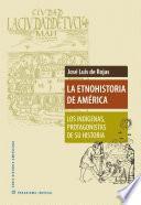 libro La Etnohistoria De América