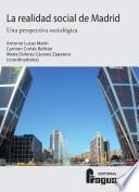 libro La Realidad Social De Madrid