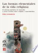 libro Las Formas Elementales De La Vida Religiosa