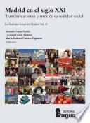 libro Madrid En El Siglo Xxi