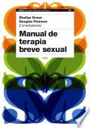 libro Manual De Terapia Breve Sexual