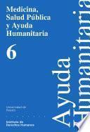 libro Medicina, Salud Pública Y Ayuda Humanitaria