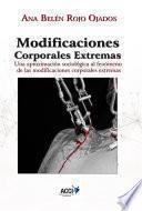 libro Modificaciones Corporales Extremas
