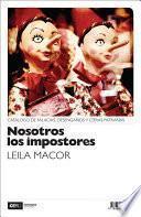 libro Nosotros Los Impostores