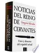 libro Noticias Del Reino De Cervantes