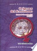 libro Orígenes Del Feminismo