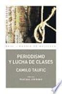 libro Periodismo Y Lucha De Clases