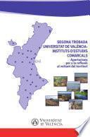 libro Segona Trobada Universitat De València   Instituts D Estudis Comarcals