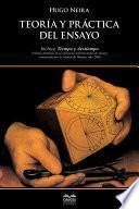 libro Teoría Y Práctica Del Ensayo