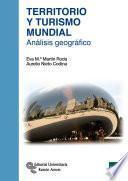 libro Territorio Y Turismo Mundial